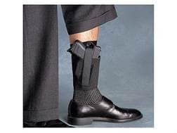 Galco COP Ankle Band Holster Right Hand Ruger LCP, North American Arms Guardian 380 Padded Elasti...