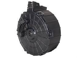 ProMag Magazine Saiga 12 Gauge Drum Polymer Black