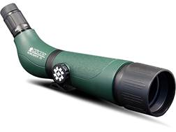 Konus Spotting Scope 20-60x 70mm with Tripod and Smart Phone Adapter Green