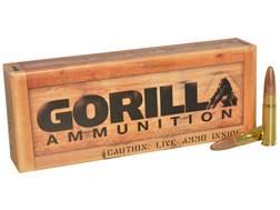 Gorilla Frangible Training Ammunition 300 AAC Blackout 110 Grain Frangible Box of 20