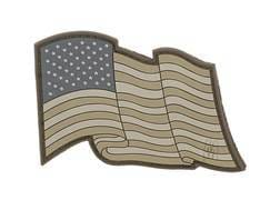 "Maxpedition Star Spangled Banner PVC Morale Patch 3"" x 2"""