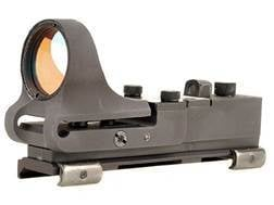 C-More Tactical Railway Reflex Sight 8 MOA Red Dot with Click Switch and Integral Picatinny Mount...