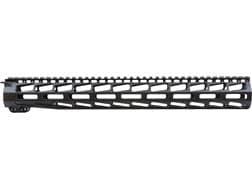 "AR-STONER Ultralight Free Float M-Lok Handguard AR-15 15"" Aluminum Black"
