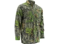 Nomad Men's NWTF Turkey Hunting Button-Up Shirt Long Sleeve Polyester