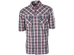 BLACKHAWK! Men's 1730 Button-Up Shirt Short Sleeve Cotton/Polyester/Lycra