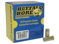 Buffalo Bore Ammunition 44 Special 200 Grain Hard Cast Lead Wadcutter Anti-Personnel Box of 20