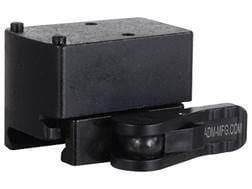 American Defense AD-RMR-CO Mini Quick-Release Trijicon RMR Mount Picatinny-Style AR-15 Flat-Top M...