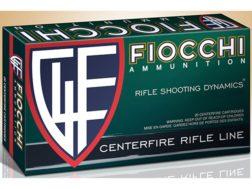 Fiocchi Shooting Dynamics Ammunition 7.62x39mm 123 Grain Full Metal Jacket