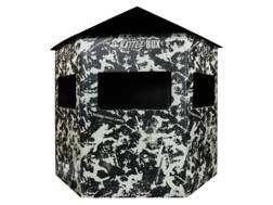 Hawk Battlebox Box Blind Polyethylene Camo