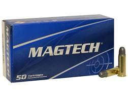 Magtech Sport Ammunition 32 S&W Long 98 Grain Lead Round Nose Box of 50
