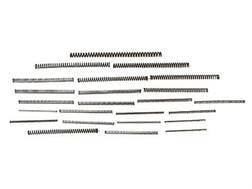 Wolff Coil Spring Combination Pack #4 with Miniature, Light-Duty English, Light-Duty Metric, Heav...