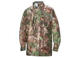 Ol' Tom Men's Vestless Mesh Back Shirt with Spine Pad Long Sleeve Polyester Realtree Xtra Green C...