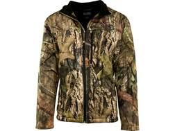 MidwayUSA Men's Stealth Softshell Jacket Mossy Oak Break-Up Country XL Tall