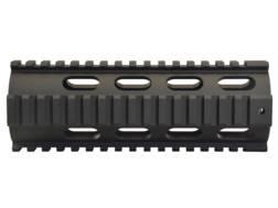 DPMS Free Float Tube Handguard Quad Rail AR-15 Carbine Length Aluminum Black
