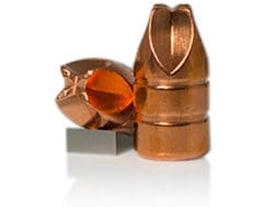 Lehigh Defense Xtreme Defense Bullets 9mm (355 Diameter) 125 Grain Solid Copper Fluid Transfer Mo...