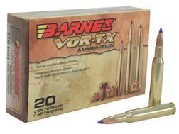 Barnes VOR-TX Ammunition 270 Winchester 130 Grain TTSX Polymer Tipped Spitzer Boat Tail Lead-Free...