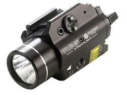 Streamlight TLR-2G Weapon Light LED with Green Laser and 2 CR123A Batteries Fits Picatinny or Glo...