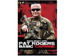 """Panteao """"Make Ready with Pat Rogers: Carbine 2"""" DVD"""
