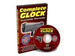 "Gun Video ""Complete Disassembly & Reassembly: Glock"" DVD"