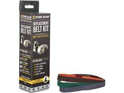 Work Sharp Assorted Belt Accessory Kit Ken Onion Edition