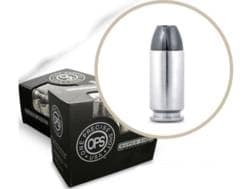 OPS Ammunition 45 ACP 150 Grain Hollow Point Frangible Lead-Free Box of 20