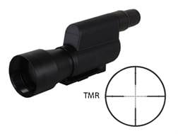 Leupold Mark 4 Tactical Spotting Scope 20-60x 80mm First Focal Armored Black