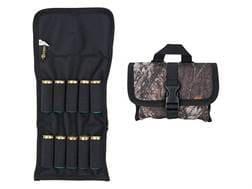Allen Ammo Pouch Belt Slide Folding Shotshell Ammunition Carrier 10-Round Nylon Advantage Timber ...
