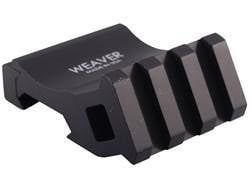 Weaver Tactical Offset Picatinny Accessory Rail Matte