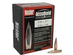 Nosler AccuBond Long Range Bullets 284 Caliber, 7mm (284 Diameter) 150 Grain Bonded Spitzer Boat ...