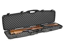 """Plano Protector Double Rifle Case 51-1/2"""" Polymer Black"""