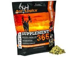 Anilogics Supplement 365 Deer Supplement in 10 lb Bags