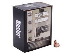 Nosler Sporting Handgun Bullets 9mm (355 Diameter) 124 Grain Jacketed Hollow Point Box of 250