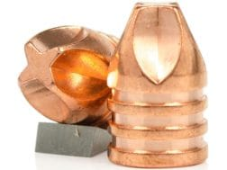 Lehigh Defense Xtreme Defense Bullets 40 S&W, 10mm Auto (400 Diameter) 115 Grain Solid Copper Flu...
