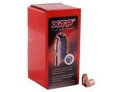 Hornady XTP Bullets 38 Caliber (357 Diameter) 140 Grain Jacketed Hollow Point Box of 100