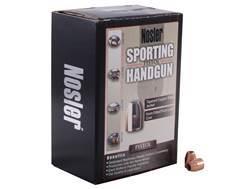 Nosler Sporting Handgun Bullets 40 S&W, 10mm Auto (400 Diameter) 150 Grain Jacketed Hollow Point ...