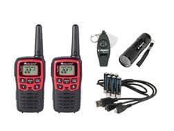 Midland EX37VP E+Ready Two-Way Radio Combo