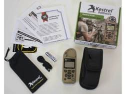 Kestrel 5700 Hand Held Weather Meter with LINK Desert Tan with Black Carry Case