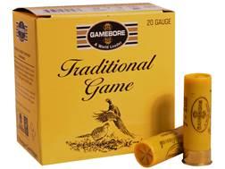 "Kent Cartridge Gamebore Game and Hunting Ammunition 20 Gauge 2-1/2"" 1 oz #7 Shot"