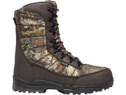 "LaCrosse Silencer 8"" Waterproof 800 Gram Insulated Hunting Boots Leather/Nylon Mossy Oak Break-Up..."