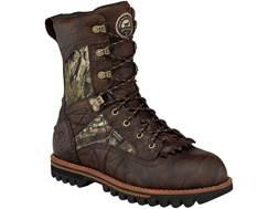 """Irish Setter Elk Tracker 10"""" Waterproof 800 Gram Insulated Hunting Boots Leather Mossy Oak Break-..."""