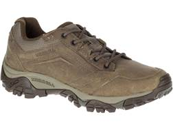 """Merrell Moab Adventure Lace Low 4"""" Hiking Shoes Leather/Synthetic Men's"""