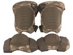 Military Surplus Knee and Elbow Pad Set
