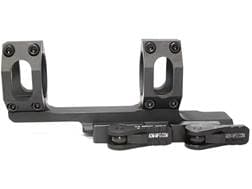 American Defense Recon Quick-Release Extended Scope Mount Picatinny-Style with Rings AR-15 Flat-T...