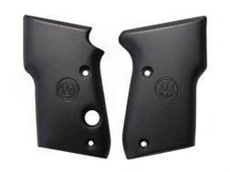 Vintage Gun Grips Beretta 22 Long Rifle with Hammer Polymer Black