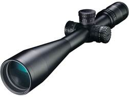 Nikon BLACK X1000 Rifle Scope 30mm Tube 6-24x 50mm Side Focus Illuminated X-MOA Reticle Matte