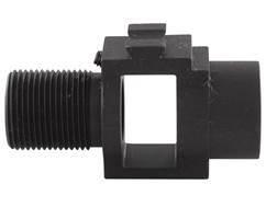 "Smith Enterprise M14 5/8""-24 Thread Adapter M14, M1A Matte"