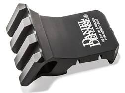 Daniel Defense 1 O'Clock Offset Picatinny Accessory Rail Aluminum Black