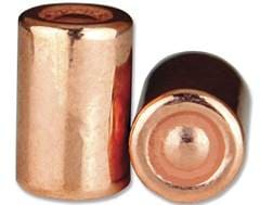 Berry's Superior Plated Bullets 38 Caliber (357 Diameter) 148 Grain Plated Double Ended Wadcutter