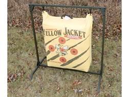 HME Bag Archery Target Stand Steel Olive