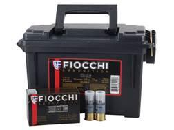 """Fiocchi Low Recoil Ammunition 12 Gauge 2-3/4"""" 7/8 oz Aero Rifled Slug"""